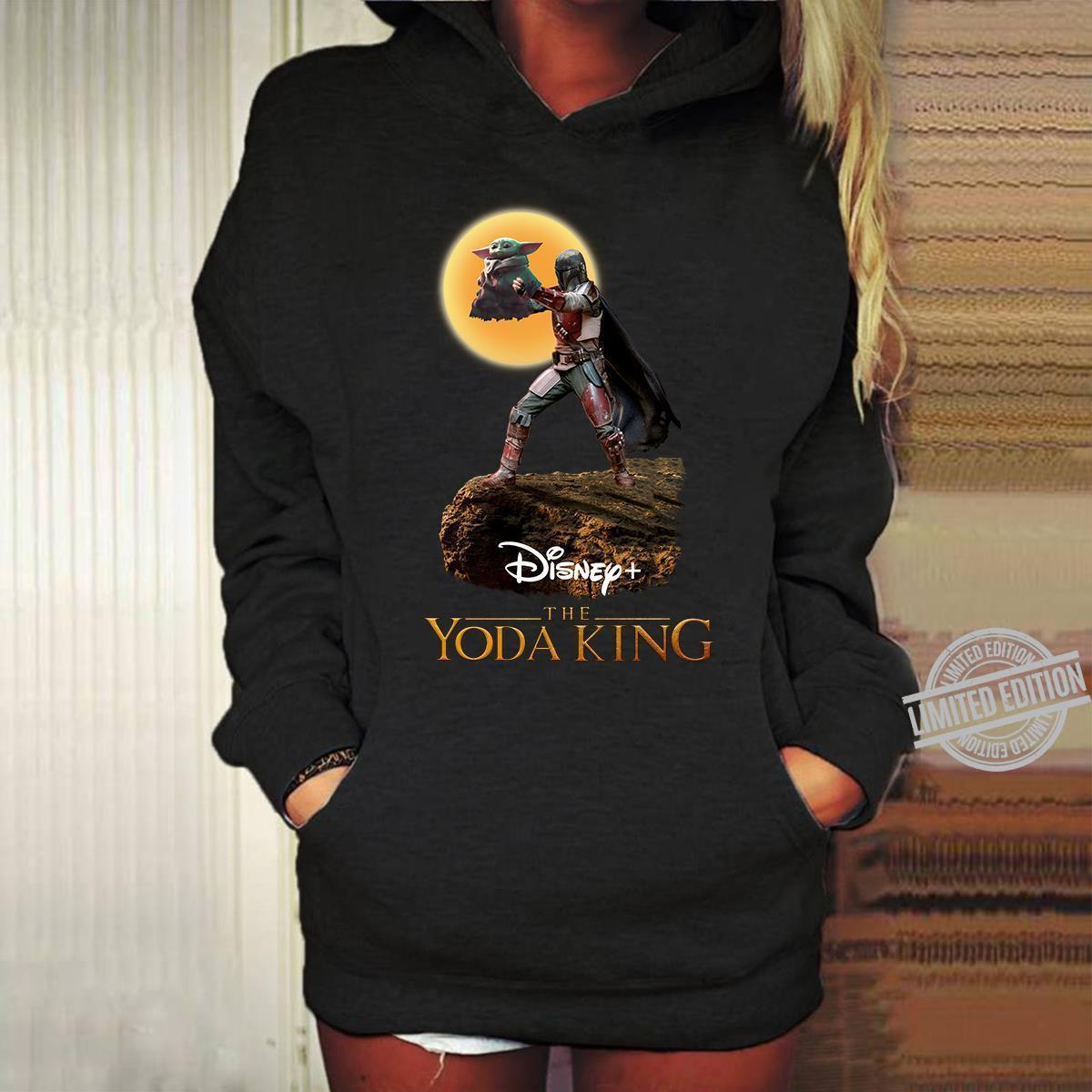 Disney The Yoda King Shirt