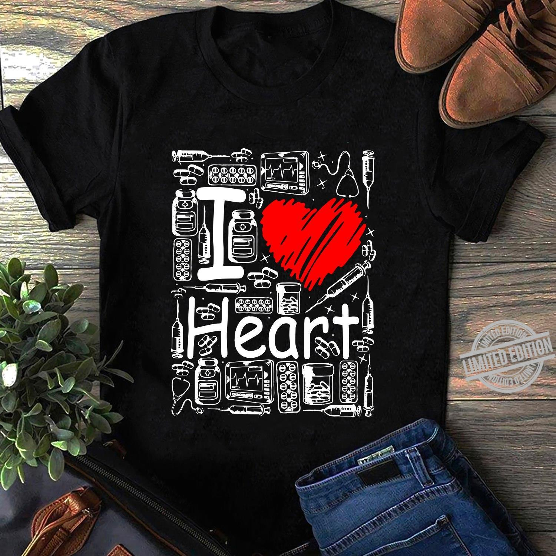 I Love Heart Shirt