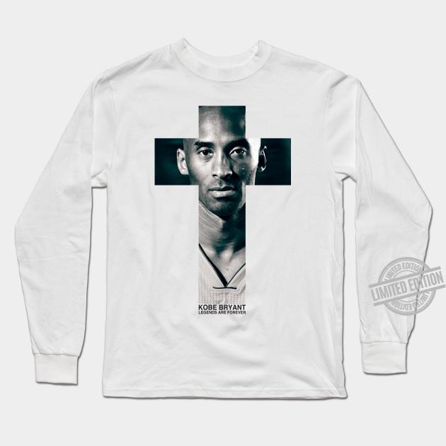 Kobe Bryant Legends Are Forever Shirt