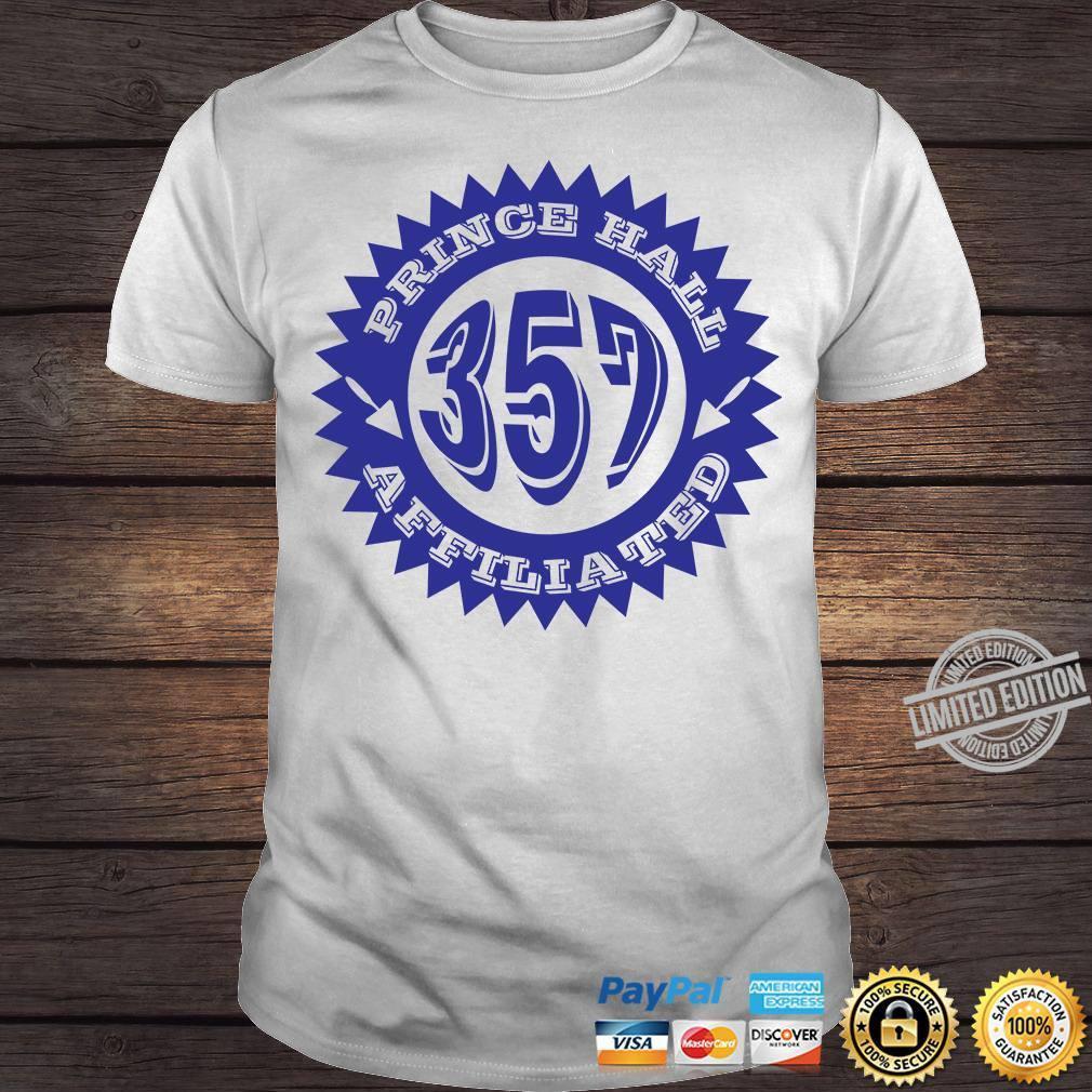 Prince Hall Affiliated 357 Shirt
